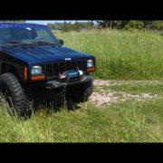 XJ Stubby Winch Bumper