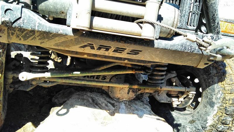 1 Ton Steering