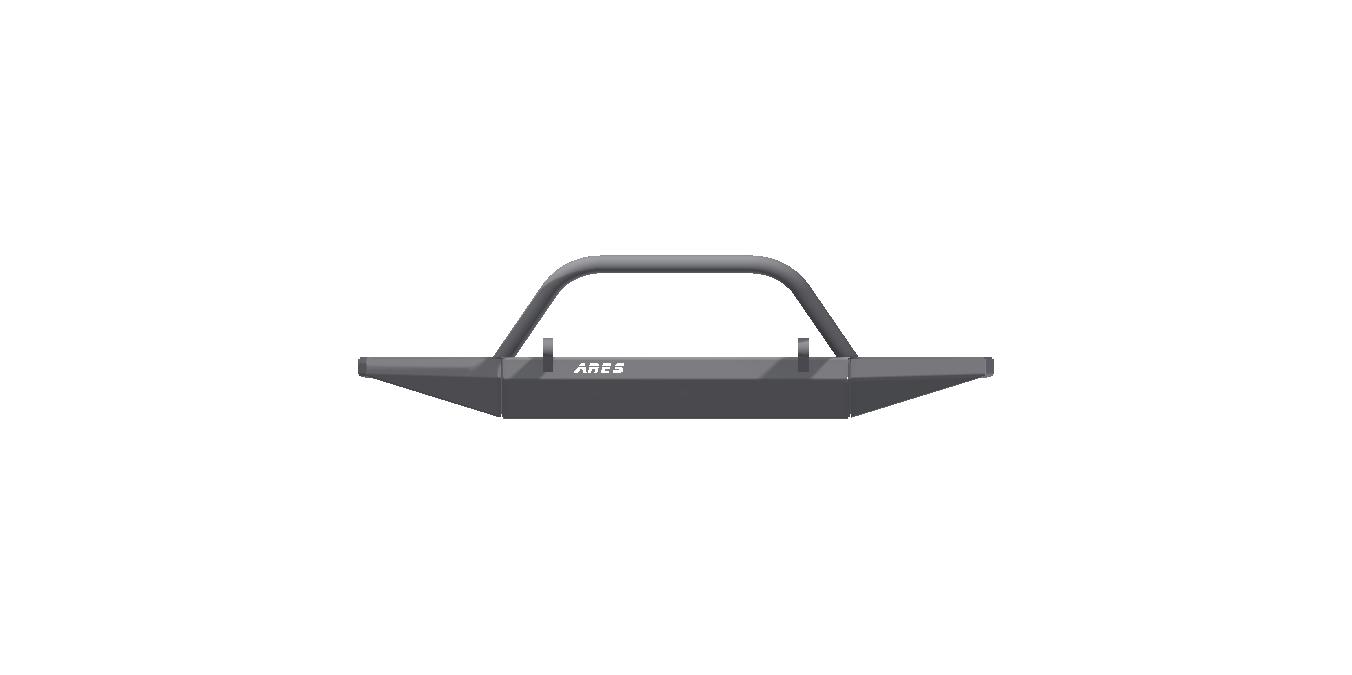 XJ Evolution Hoop Front bumper