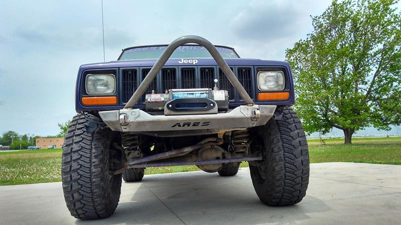 Best selling Modular bumper