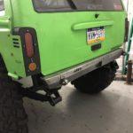 XJ Stubby Rear Bumper