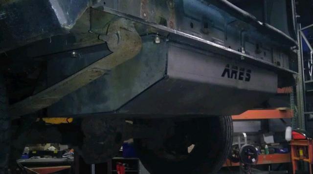 Gas Tank Armor