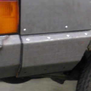 XJ Quarter Panel Armor Lower
