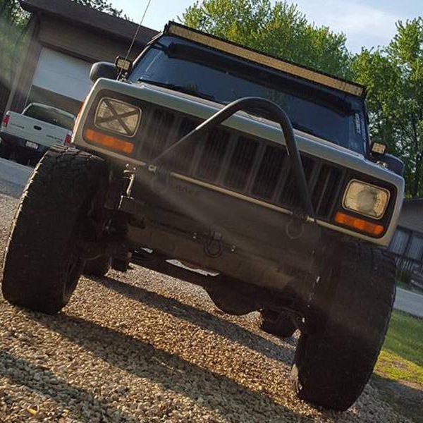 XJ Stinger Bumper