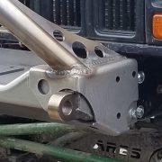 XJ Stubby Stinger Winch Bumper