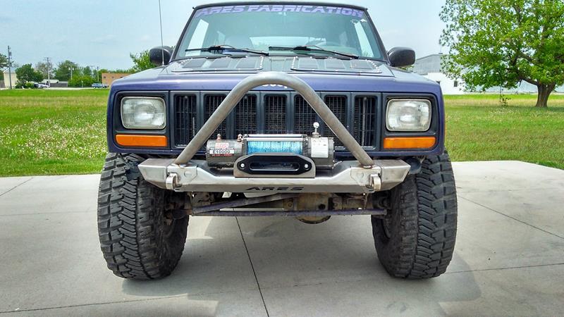 Modular Bumpers