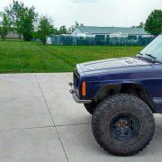 XJ Modular Full Width Bumper