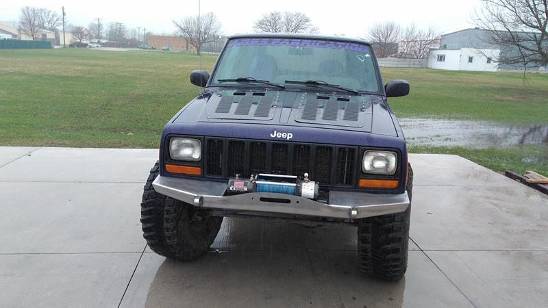 DIY Bumpers