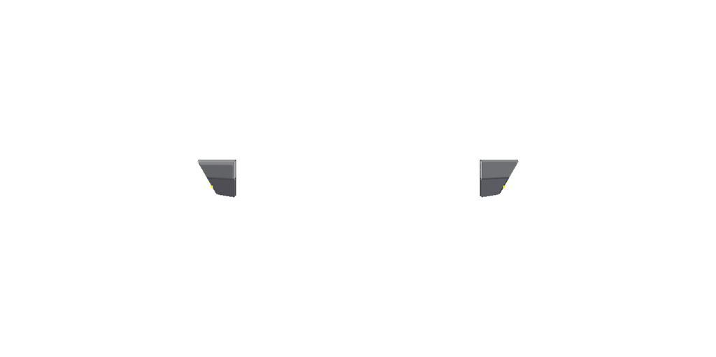 XJ Modular Stubby Winch Mini Wings