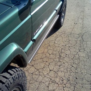 Cherokee XJ Bumpers, Armor, and Other Products - Ares Fabrication
