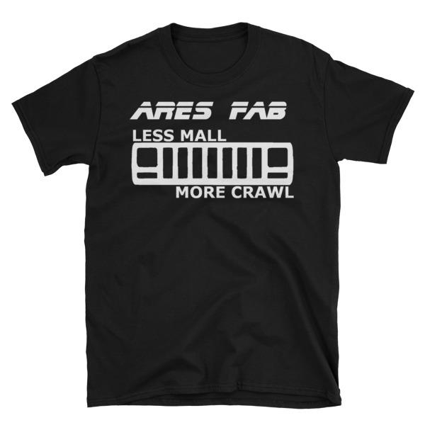 Less Mall More Crawl T-Shirt
