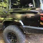 Rear Quarter Panel Armor